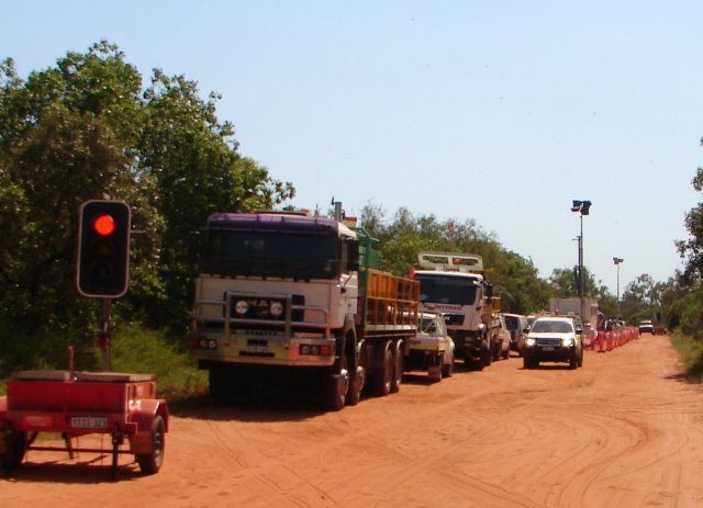 drilling the kimberley