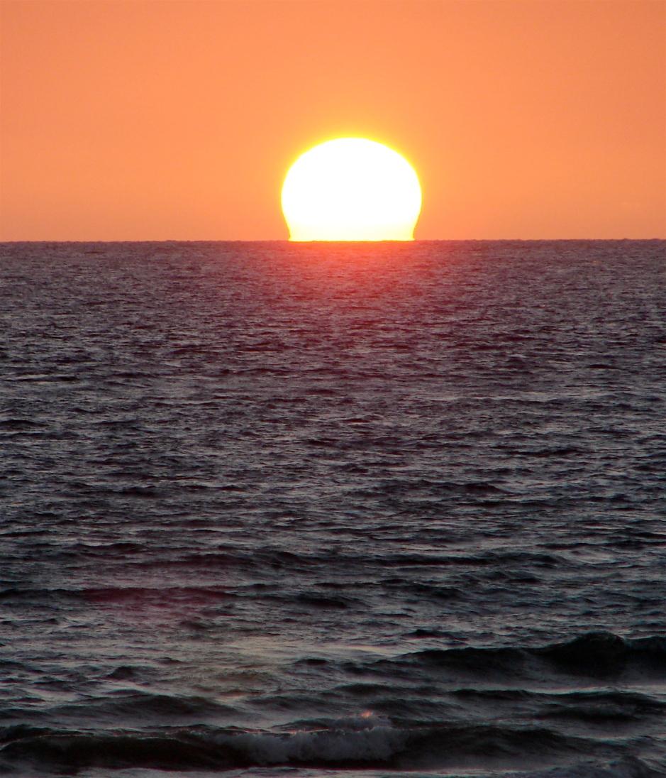 sun, setting on globull warmists, or the whole USA Government