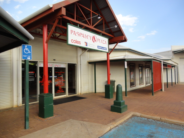 Paspaley Shopping Centre, Broome