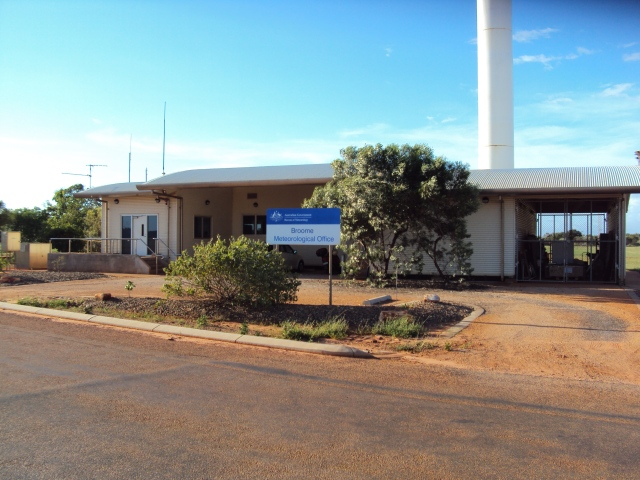 BoM offices, Broome