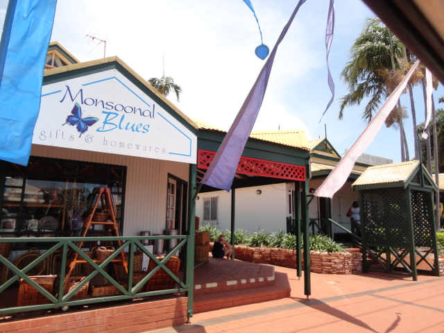 business, in Broome