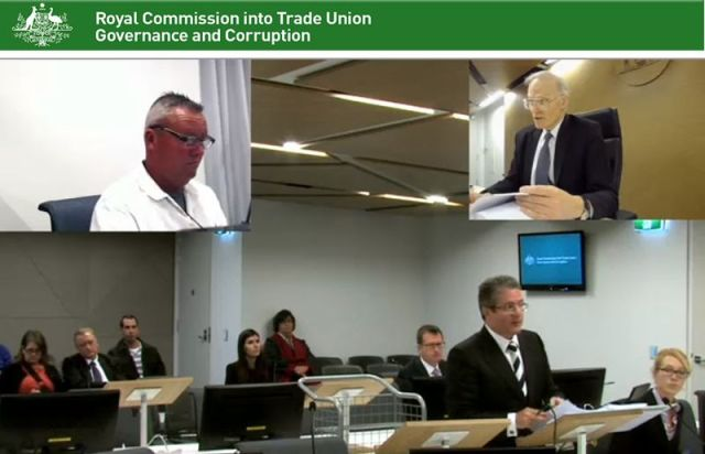 Royal Commission into Unions
