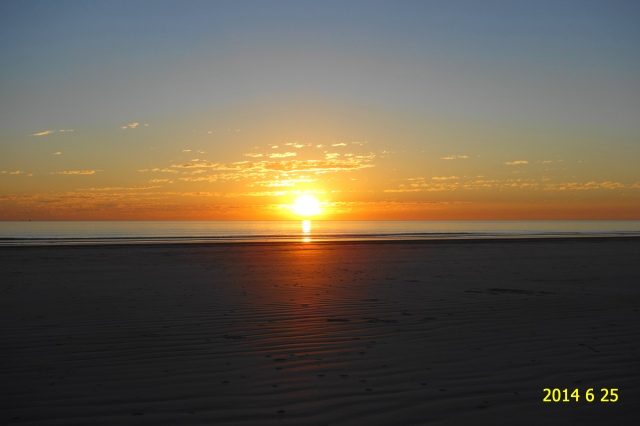 Sunset, Broome
