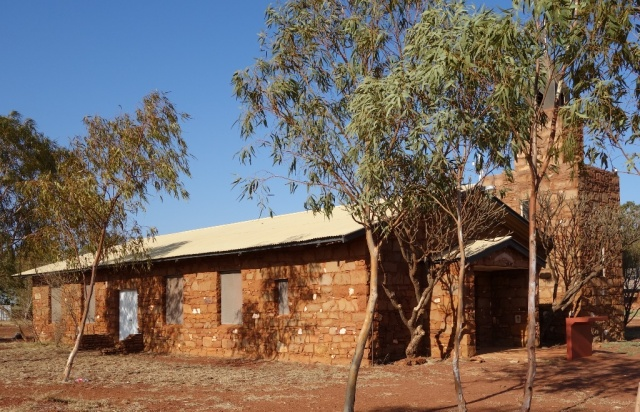Balgo Church, East Kimberley