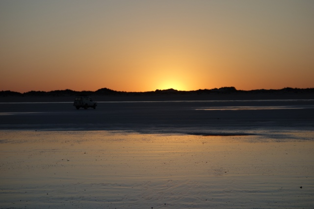 Dawn, Cable Beach, Thursday 11/09/14