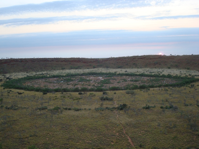 Wolfe Creek Crater