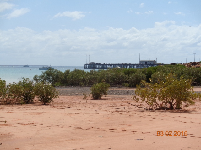 Broome Port