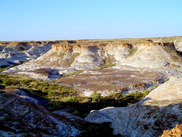 The Northern Boundary of the Great Sandy Desert, the Edgar Range